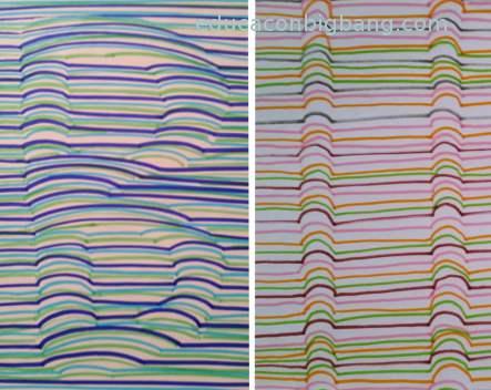 Diviertete Con El Arte Optico Y Aprende Geometria Experimentos