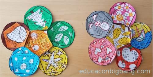 Dodecaedro en 2 piezas