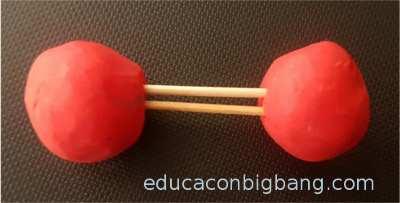 molécula de oxígeno