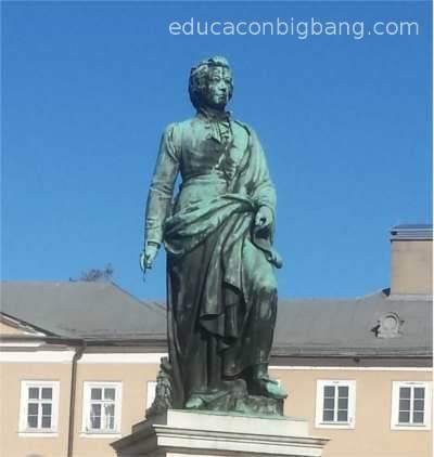 Estatua verde