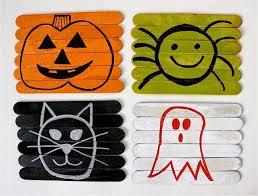 Atividades criativas para o Halloween