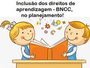 direitos de aprendizagens