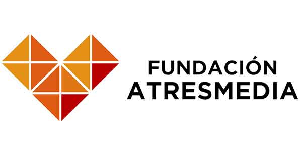 Logo Fundacion Atresmedia