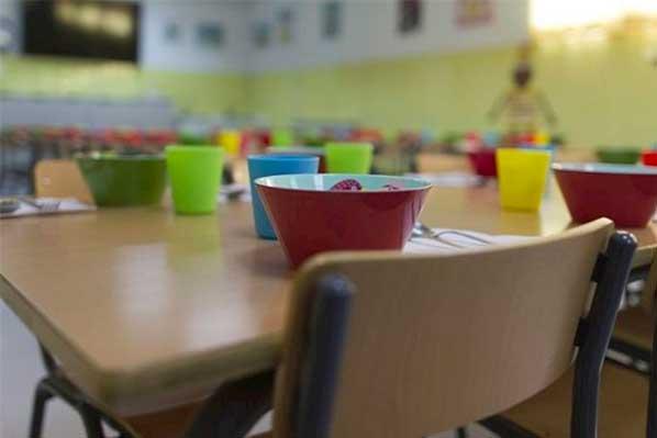 Aula matinal y comedor del colegio