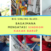 Big Siblings Blues: Mengatasi Sindrom Kakak Baru