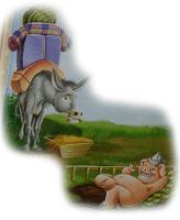 el-asno-y-el-cerdo-samaniego-fabulasparaninos