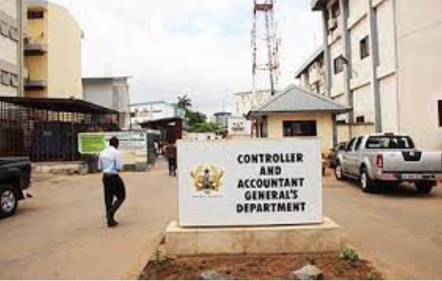documents Controller Accountant general