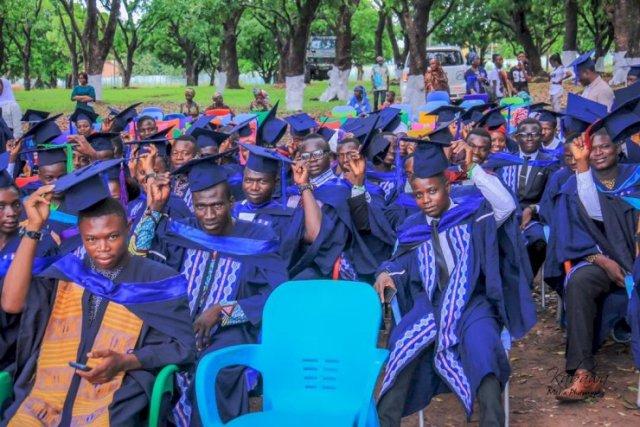 College Education Graduates
