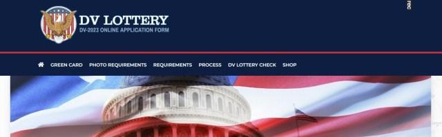 american lottery dv registration