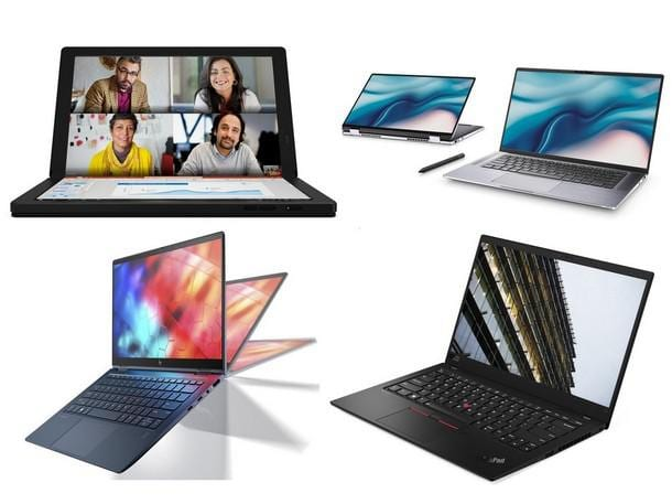 Teacher laptop distribution