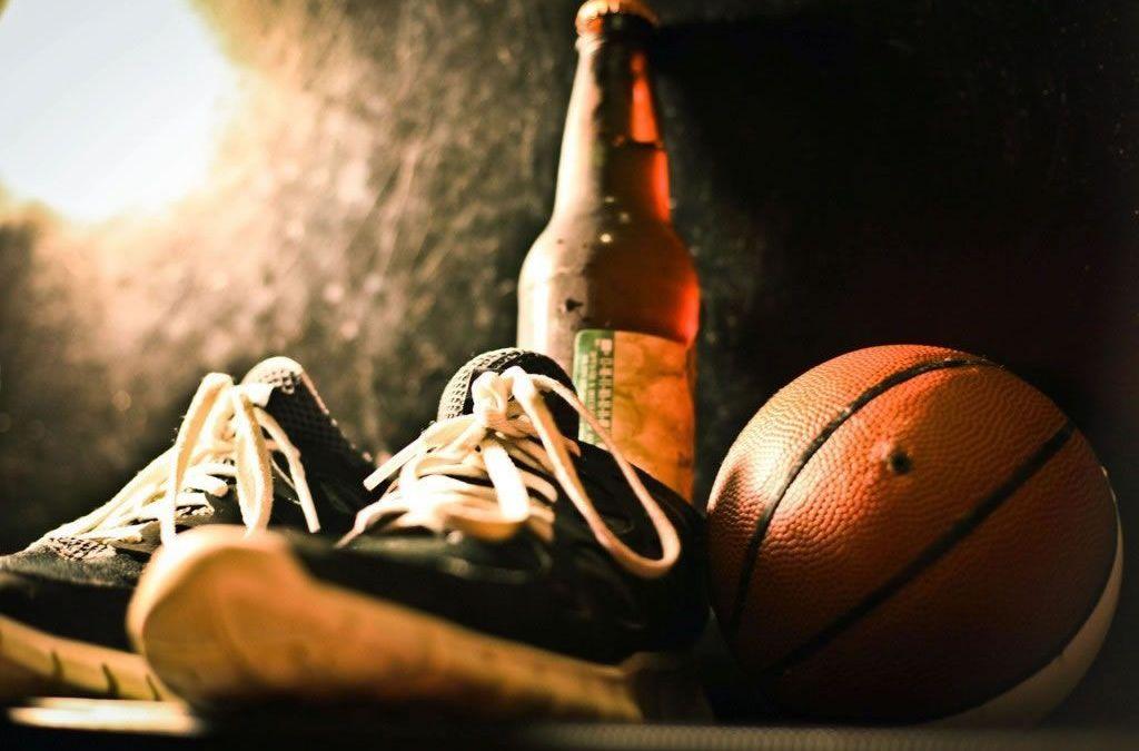 bebidas alcoholicas anunciadas por deportistas