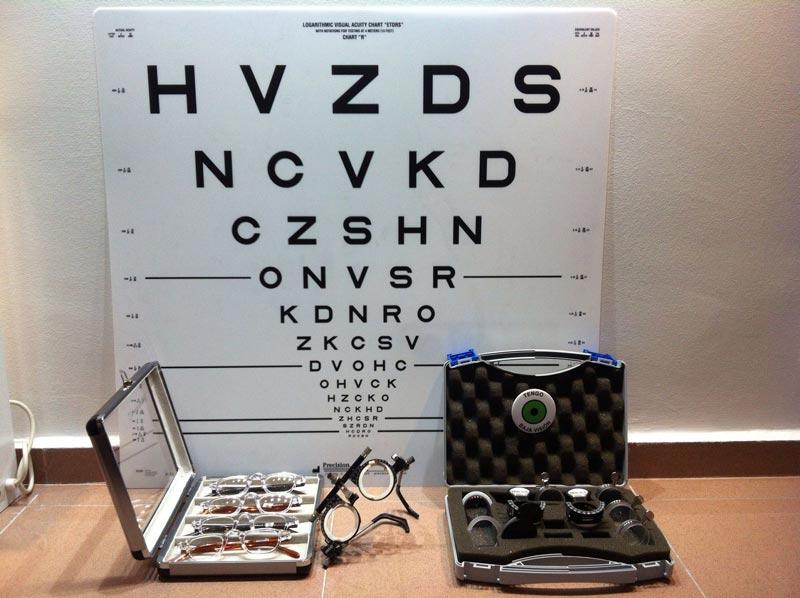 Baja Visión | Unidad optometría | en Educando tu mirada