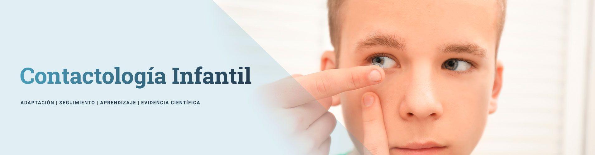 Contactología infantil | Contactología pediátrica | Valencia | en Educando tu mirada