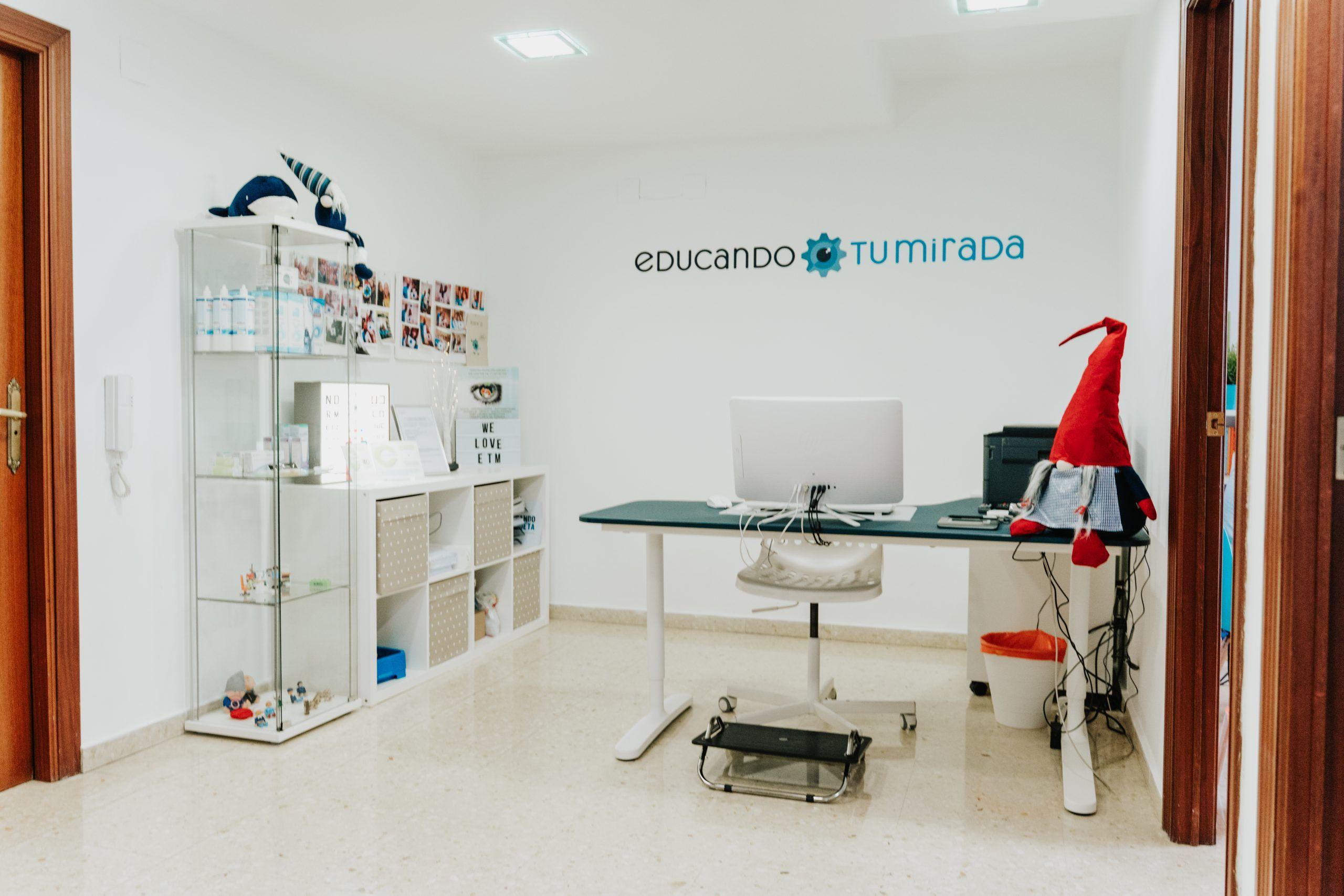Educando tu mirada | Terapia visual | Valencia
