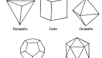 Moldes de FIGURAS GEOMTRICAS para IMPRIMIR y ARMAR en 3D