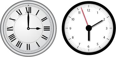 Objetos con forma de circulo y circunferencia  Material para