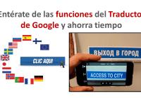 traductor de google funciones