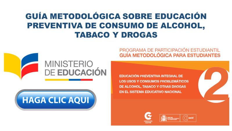 consumo de alcohol, tabaco y drogas
