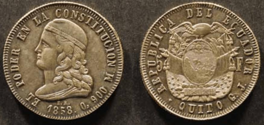 monedas y billetes historia