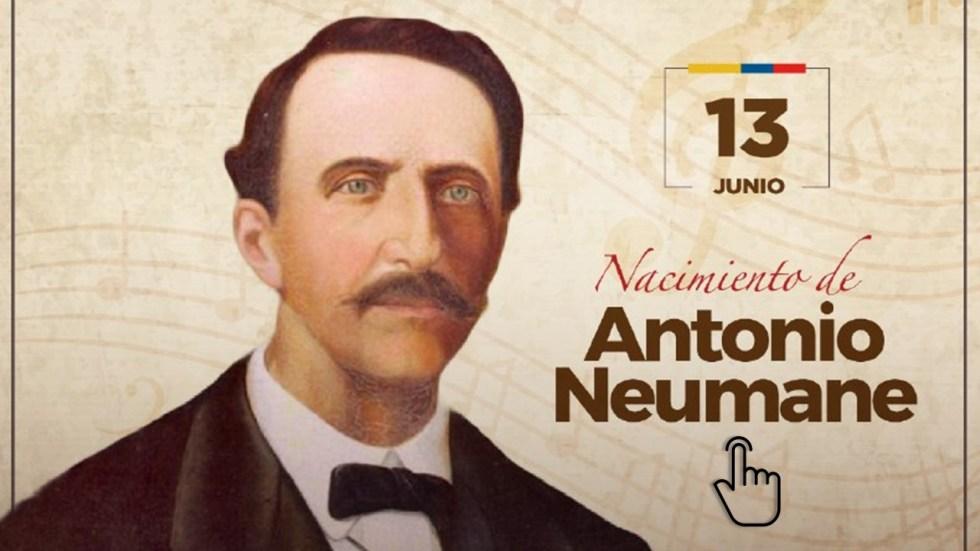 Antonio Neumane Biografía y Obras