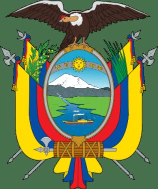 Símbolos Patrios del Ecuador