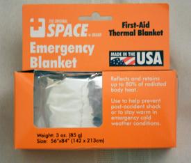 MYlar Energy Blanket