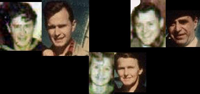 Comparisons of Scherff/Bush  Photos