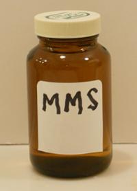 MMS bottle