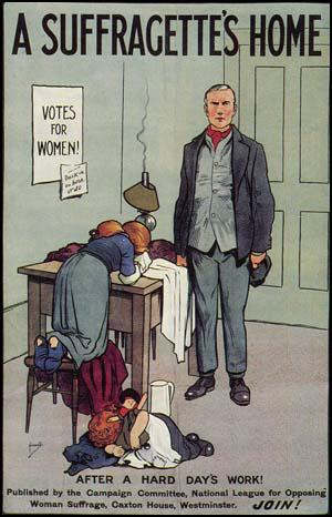 Not everyone supported universal suffrage