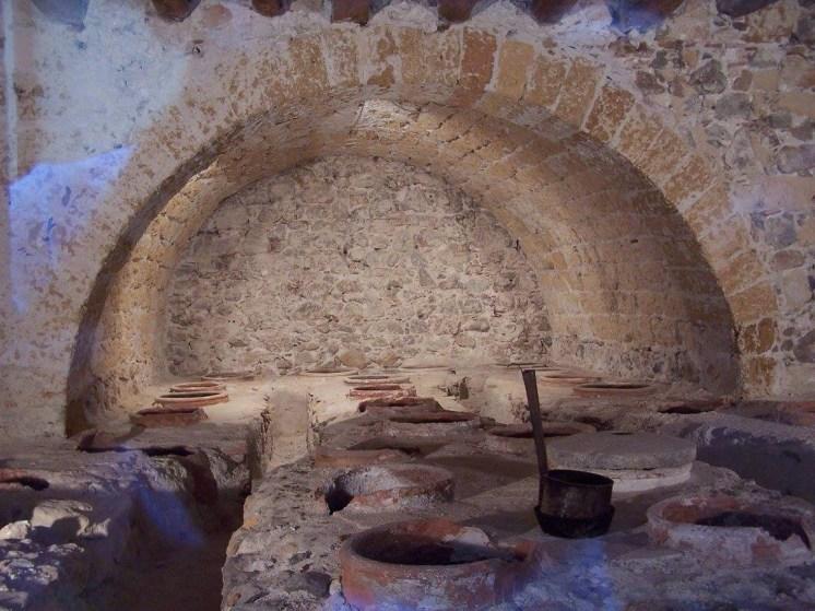 The Magazzino dell'olio, Cefalu