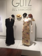 Gowns and hats of the 1930s