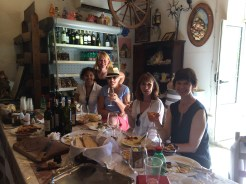 Alberobello - tastings
