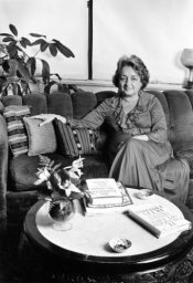 "Betty Friedan, ""The Feminine Mystique"""