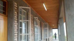 Light veranda