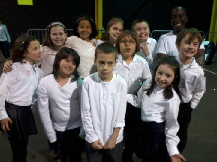 Peace Proms Choir 2015