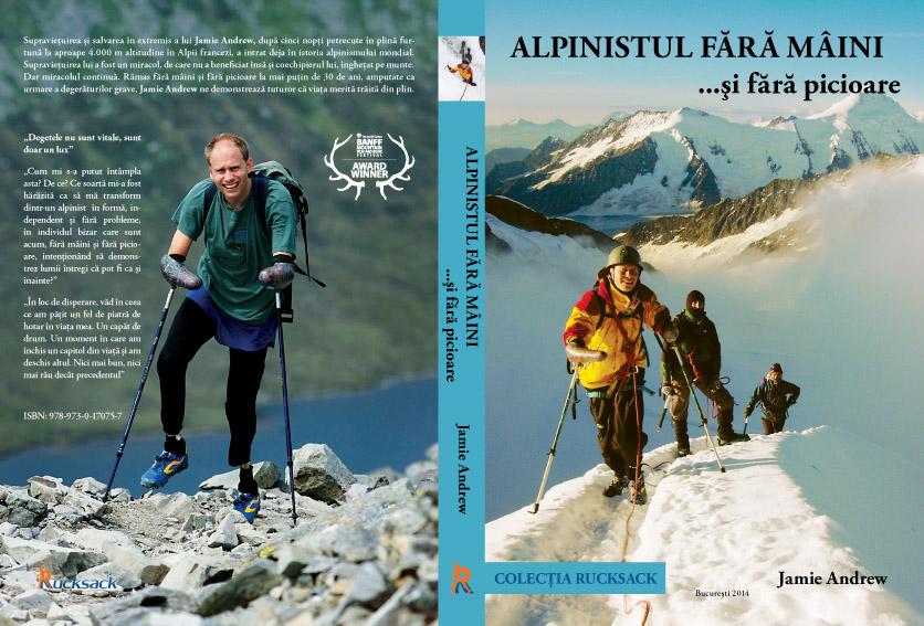 Alpinistul fără mâini și fără picioare