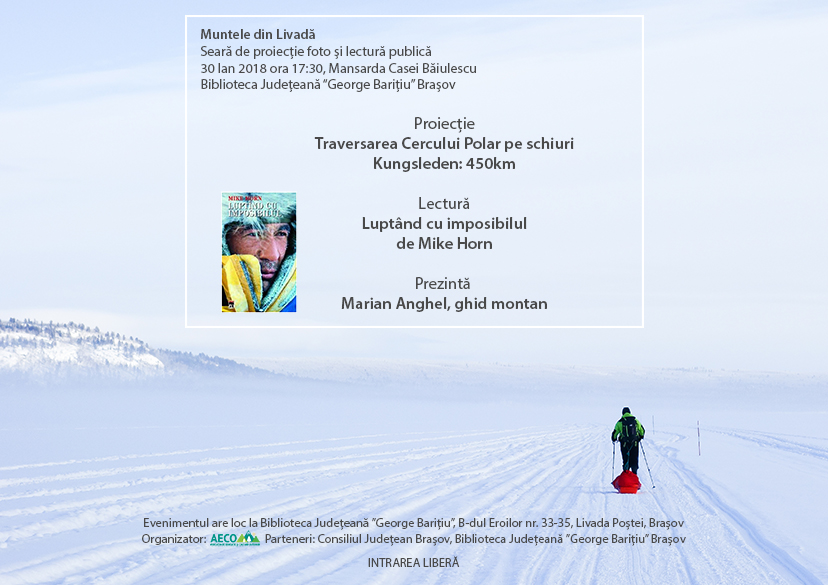Muntele din Livada 30.01.2018