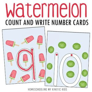 watermelon-NUMBER-writing-cards-1