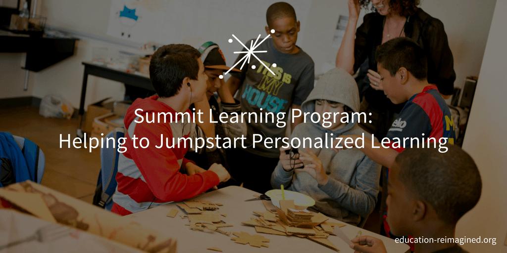 Image result for summit public schools personalised learning