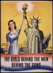 The Girls Behind the Men Behind the Guns