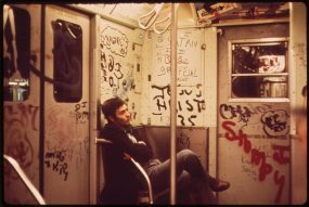 Subway Car, 05/1973