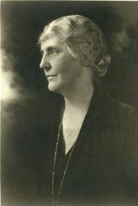 Portrait of Lou Henry Hoover