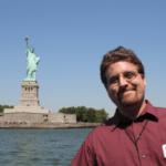 Portrait of blogger Chris Zarr