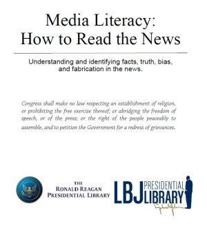 Media Literacy: How to Read the News