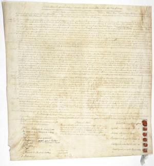 Sauk and Fox Treaty, 1804