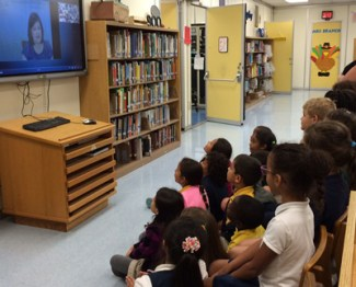 Students in a Distance Learning Program