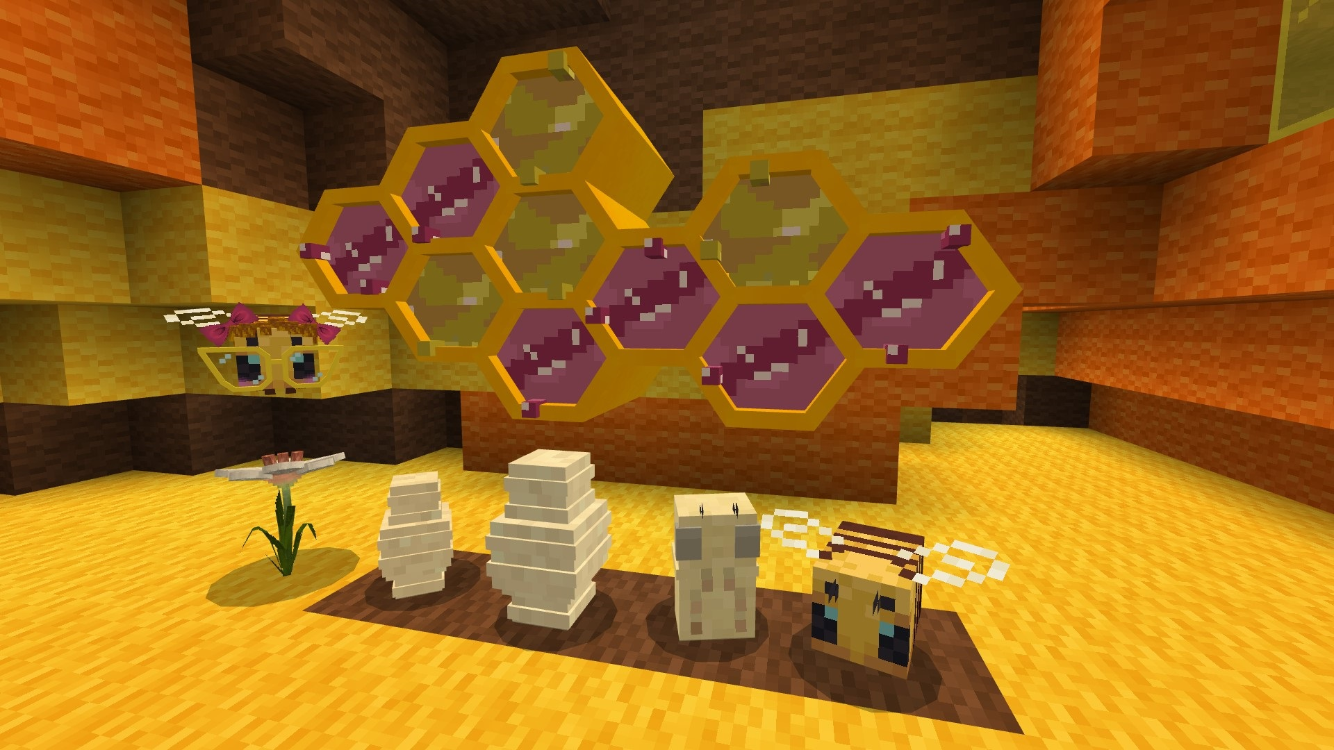 Build With Bees Life Cycle