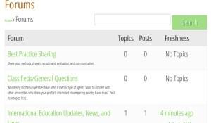 screenshot forums