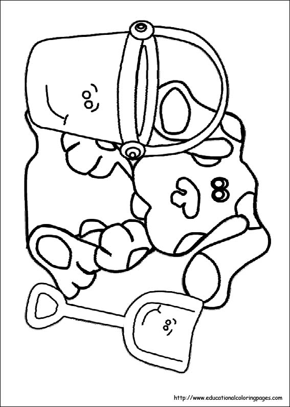 blue 39 s clues coloring sheets educational fun kids coloring pages