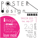 Creating Posters with Photoshop workshop series